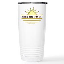Please Bare - Travel Mug
