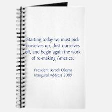 Obama Journal