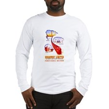 Broadway Limited PRR Long Sleeve T-Shirt