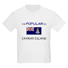 I'm Popular In CAYMAN ISLAND T-Shirt