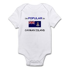 I'm Popular In CAYMAN ISLAND Infant Bodysuit