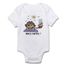 Ahoy Matey! Infant Bodysuit