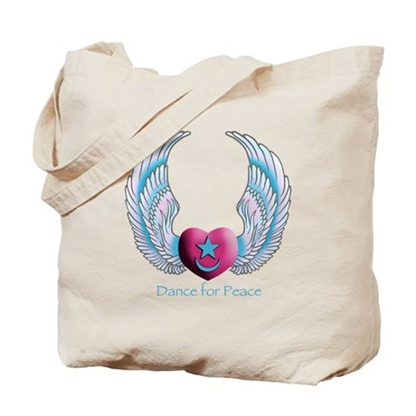 Dance for Peace Tote Bag