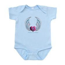 Dance for Peace Infant Bodysuit