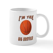 I'm the Big Brother Basketbal Mug
