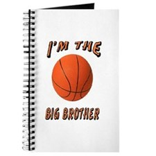 I'm the Big Brother Basketbal Journal