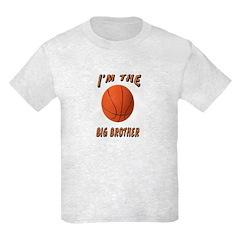 I'm the Big Brother Basketbal T-Shirt