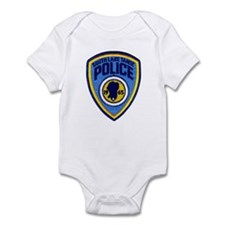 South Lake Tahoe PD Infant Bodysuit