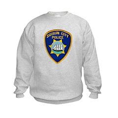 Suisun City Police Sweatshirt