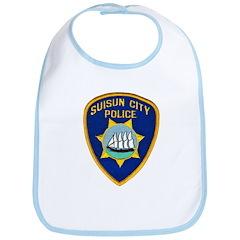 Suisun City Police Bib