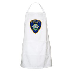 Suisun City Police BBQ Apron