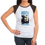 Day of Change Front Page Women's Cap Sleeve T-Shir