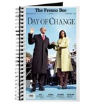 Day of Change Front Page Journal