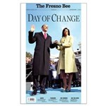 Day of Change Front Page Large Poster