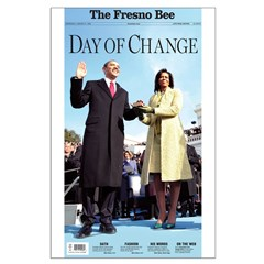 Day of Change Front Page Posters