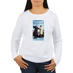 Day of Change Front Page Women's Long Sleeve T-Shi