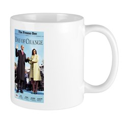 Day of Change Front Page Mug