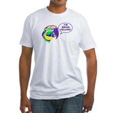Brian Fellow's Safari Planet Fitted Tee