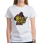 Bigfoot Discovery Museum Logo T-Shirt