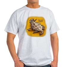 Horned Lizard Horny Toad T-Shirt