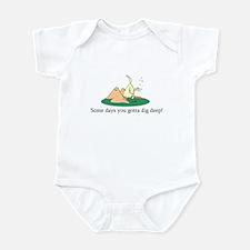 Dig Deep Infant Bodysuit