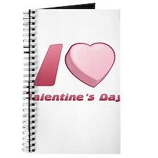 I Heart Valentine's Day Journal