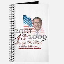 43rd President - Journal