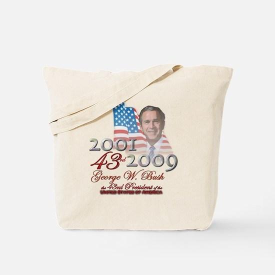 43rd President - Tote Bag