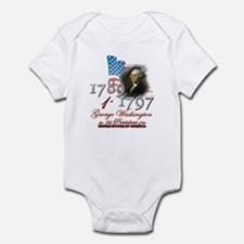 1st President - Infant Bodysuit