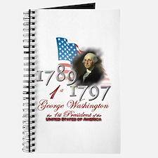 1st President - Journal