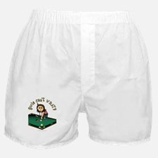 Light Billiards Boxer Shorts