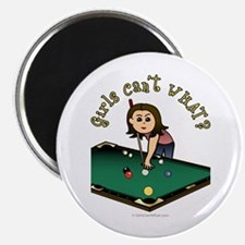 Light Billiards Magnet