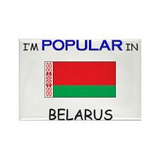 I'm Popular In BELARUS Rectangle Magnet