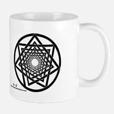 Spiral Heptagram - 11oz. Mug