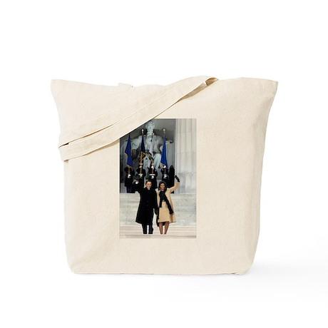Obama Tote Bag