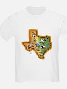 Texas Symbols T-Shirt