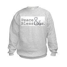 Peace & Blessings Sweatshirt