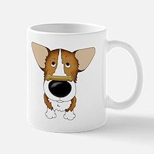 Corgi Valentine's Day Mug