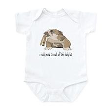 Baby Fat Infant Bodysuit