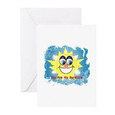 You Are My Sunshine Greeting Cards (Pk of 10)