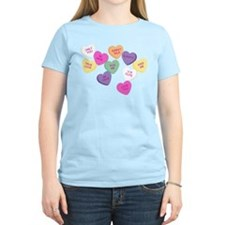 Candy Hearts! T-Shirt