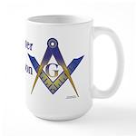 The Master Masons Large Mug