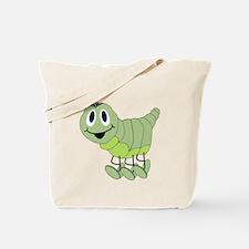 Inchworm Tote Bag