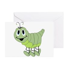 Inchworm Greeting Cards (Pk of 20)