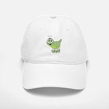 Inchworm Baseball Baseball Cap