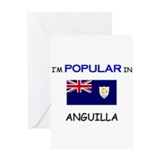 I'm Popular In ANGUILLA Greeting Card