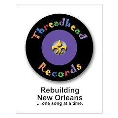Threadhead Records Posters