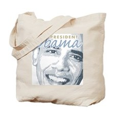President Obama 2 SIDES Tote Bag