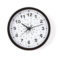Ant Wall Clock