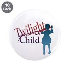"TWILIGHT CHILD 3.5"" Button (10 pack)"